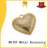 MYJOY decorative handbag labels special shape for purses