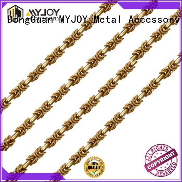 MYJOY gold chain strap for business for handbag