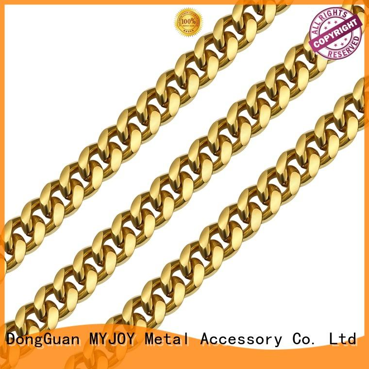 MYJOY Wholesale handbag chain strap manufacturers for bags