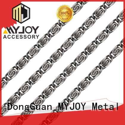 MYJOY Top strap chain factory for bags