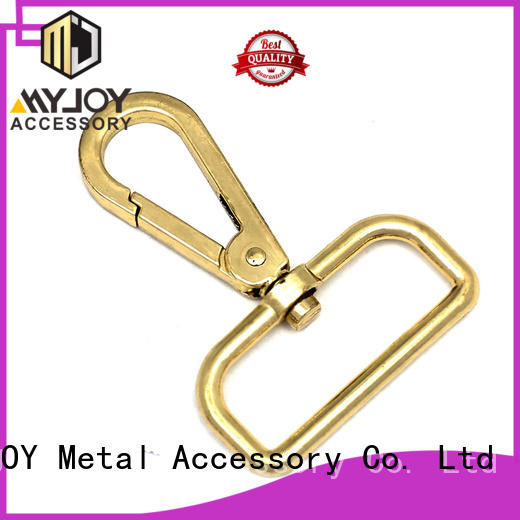 MYJOY swivel swivel clasps for bags factory for high-end handbag