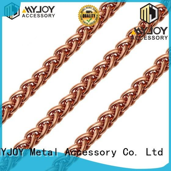 MYJOY gold purse chain stylish for bags
