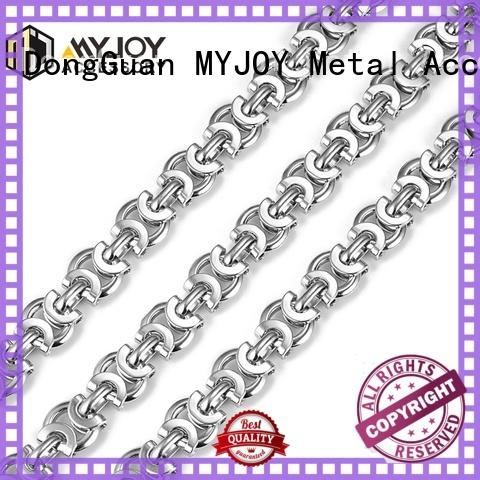 MYJOY fashion chain strap durable for purses