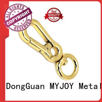 MYJOY Wholesale trigger snap hook company for high-end handbag