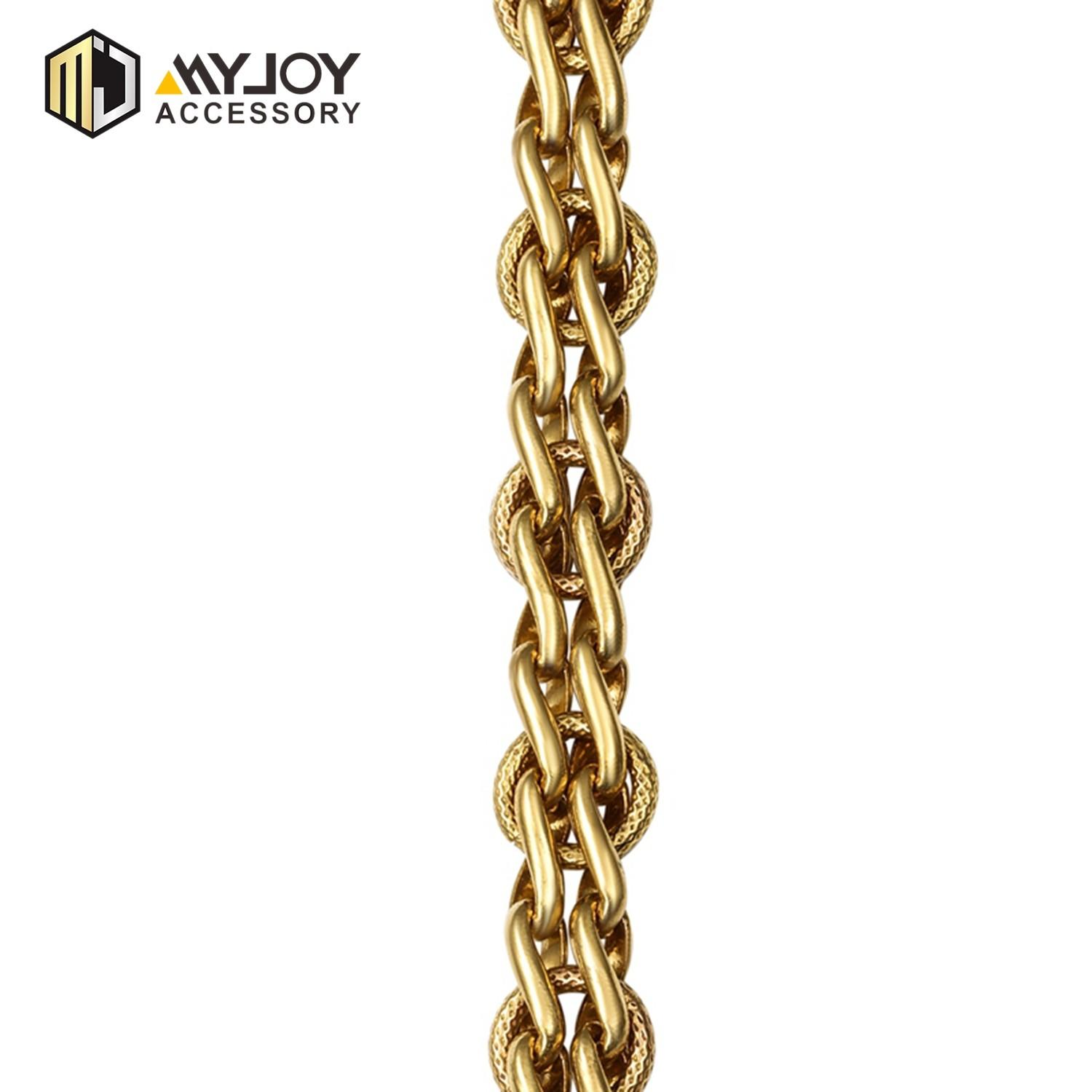 MYJOY zinc chain strap company for bags-1