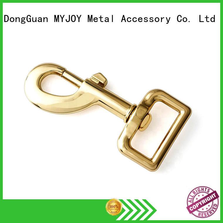 MYJOY New swivel snap hooks supply for high-end handbag