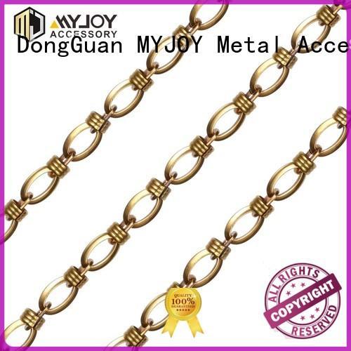 MYJOY Custom handbag chain company for handbag