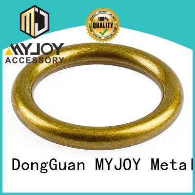 MYJOY fashion d ring belt buckle suppliers for bags