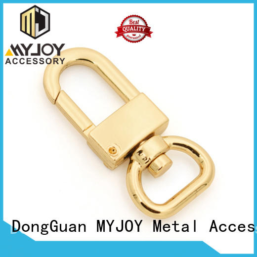 MYJOY trade swivel snap hooks Supply for high-end bag