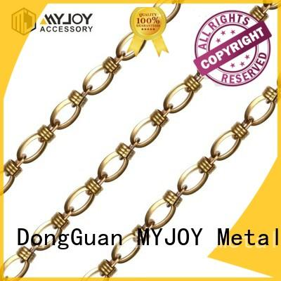 MYJOY alloy handbag chain strap Suppliers for bags