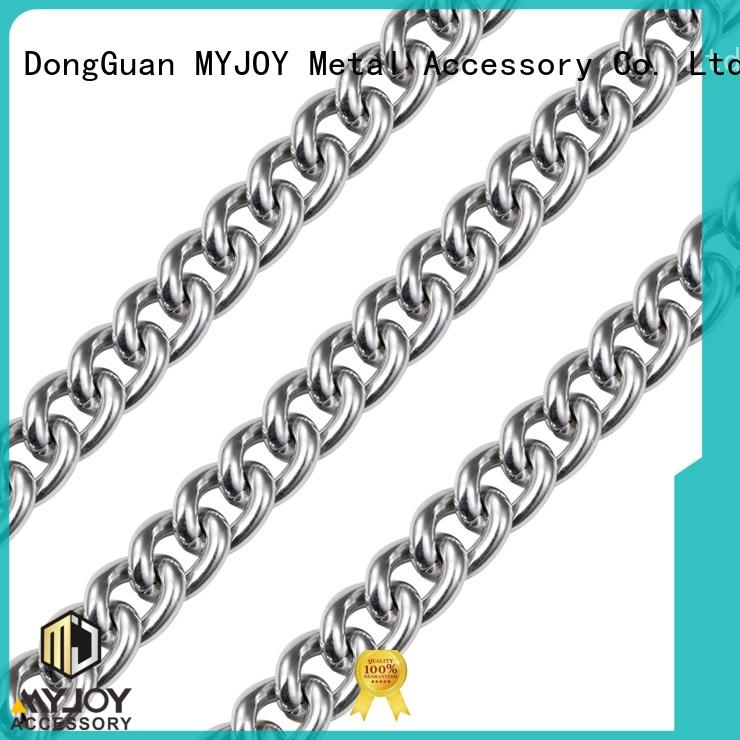MYJOY High-quality purse chain supply for bags