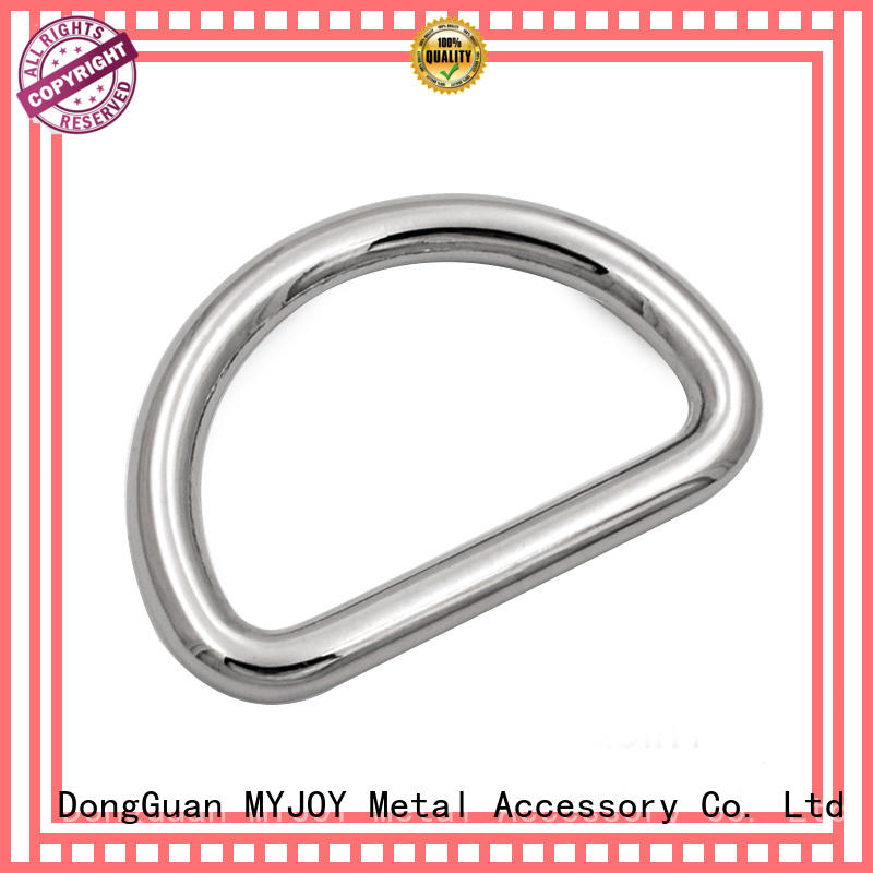 D ring Nickle -Free for handbag hardware