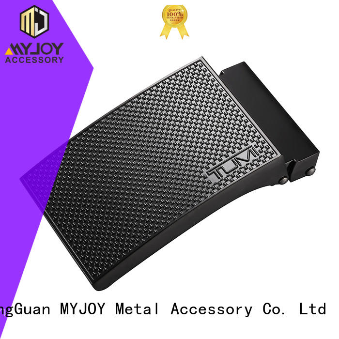 MYJOY buckle strap belt buckle supply for wholesale