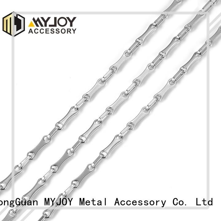 MYJOY highquality chain strap manufacturers for handbag