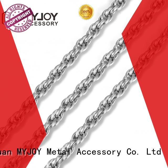 MYJOY color handbag chain strap for sale for bags
