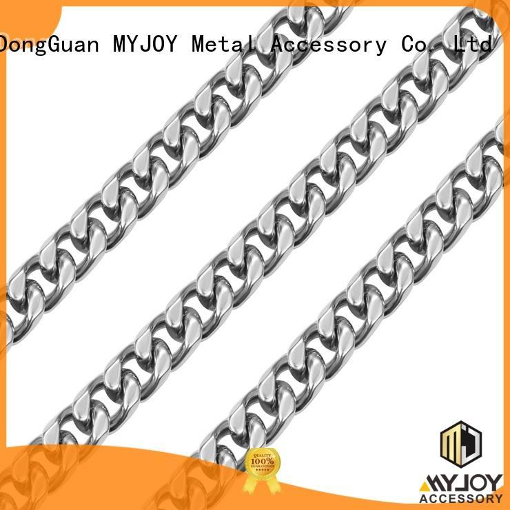 MYJOY color chain strap for handbag