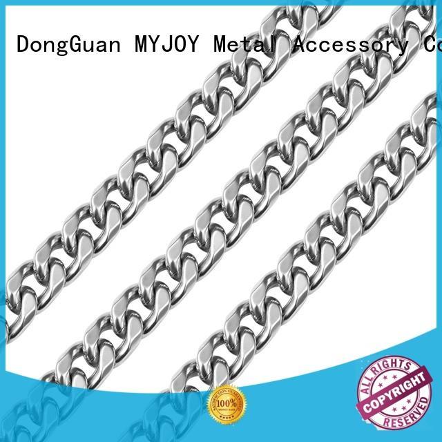 MYJOY handbag bag chain manufacturers for purses