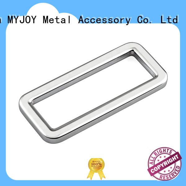 High Quality Euro Backpack Silver 39 mm Metal Buckle For Bag