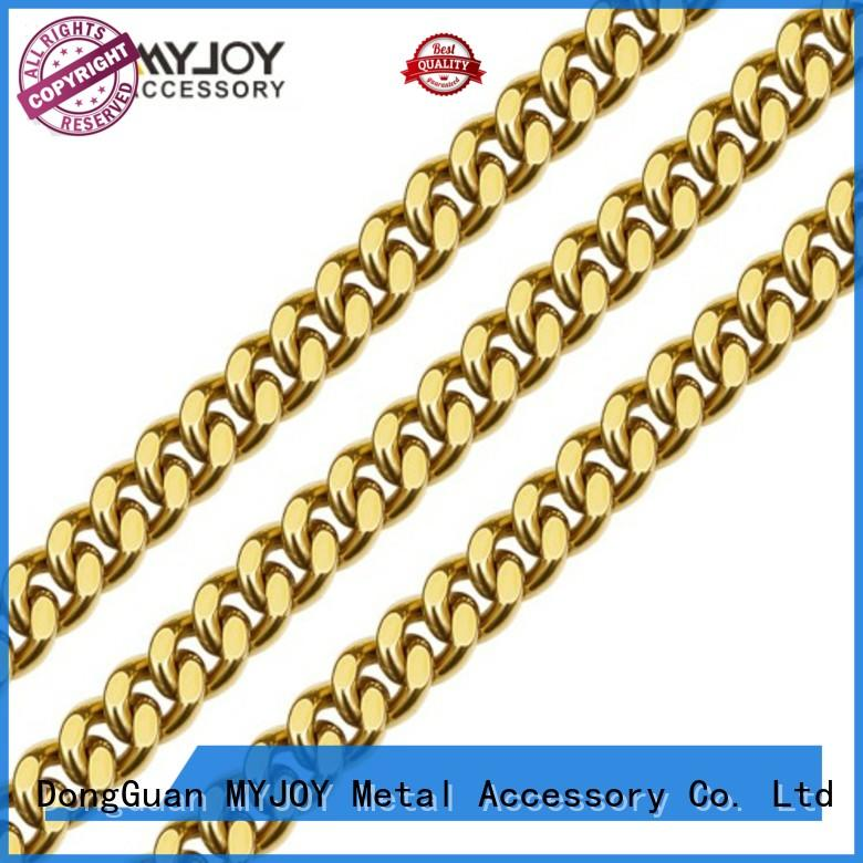 MYJOY chain handbag strap chain factory for handbag