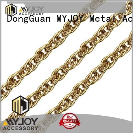 MYJOY Wholesale handbag strap chain manufacturers for bags