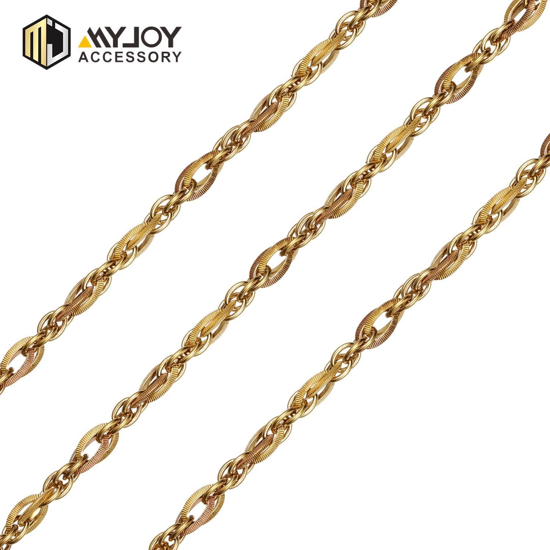 MYJOY gold handbag chain strap company for handbag-3