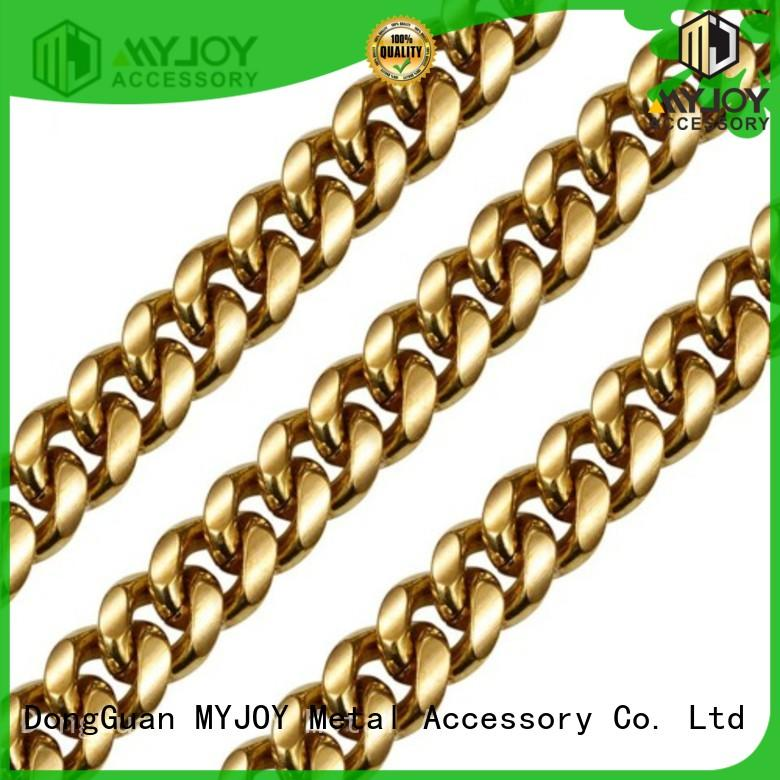 Wholesale chain strap zinc for business for bags