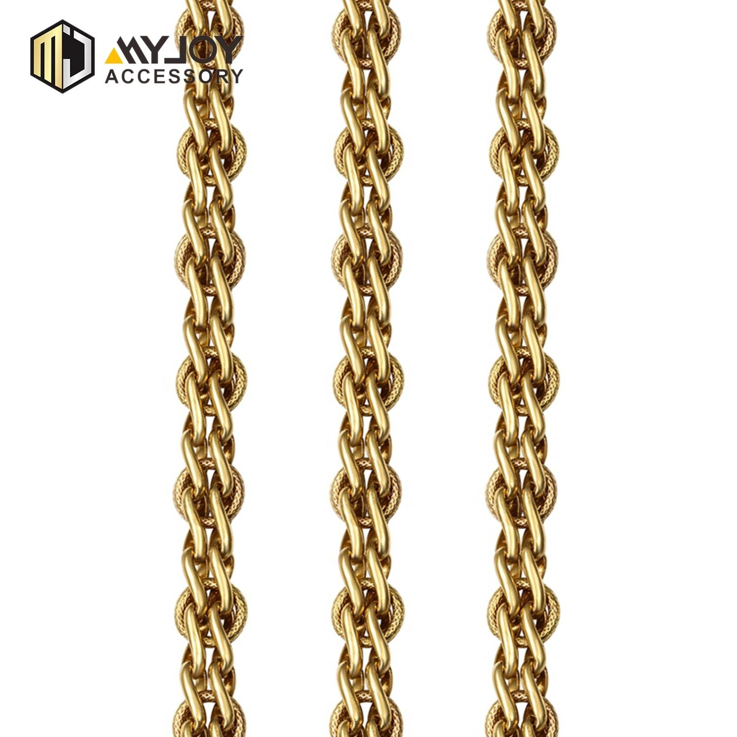 MYJOY zinc chain strap company for bags-2