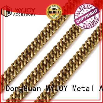 MYJOY alloy handbag chain Supply for handbag