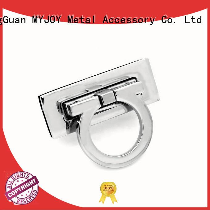 MYJOY style twist turn lock supply for purses