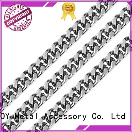 MYJOY Latest purse chain company for handbag
