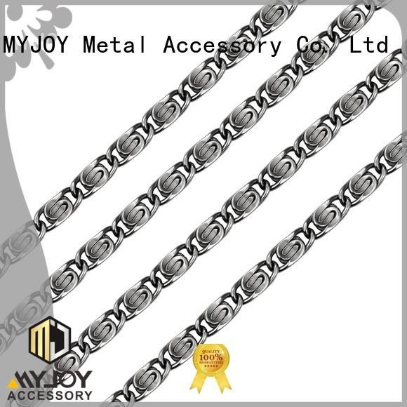 MYJOY stable handbag chain strap supply for handbag