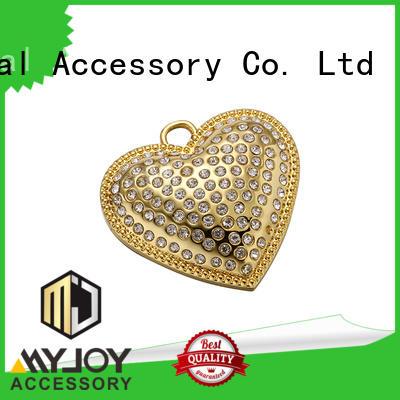MYJOY decorative handbag labels Supply for purses