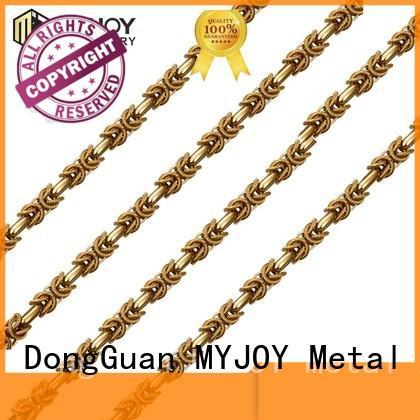 MYJOY alloy bag chain durable for handbag