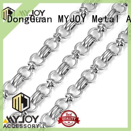 MYJOY color chain strap for business for handbag