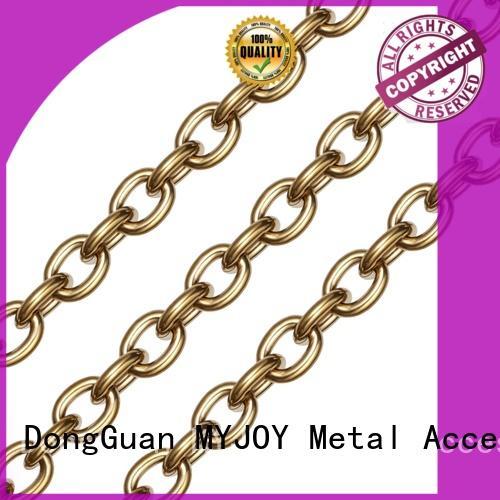 MYJOY zinc strap chain durable for handbag