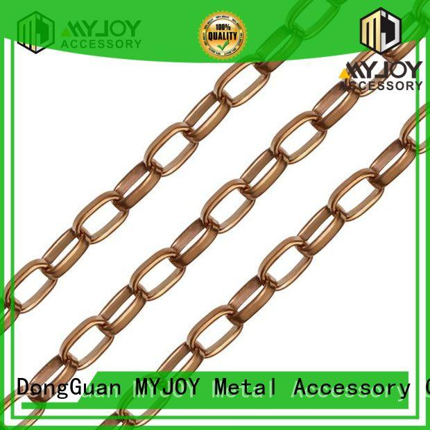 MYJOY Custom strap chain factory for bags