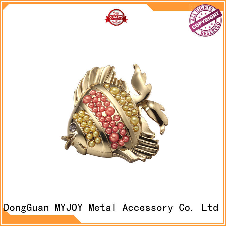Best metal logo plates for handbags label special shape for bags