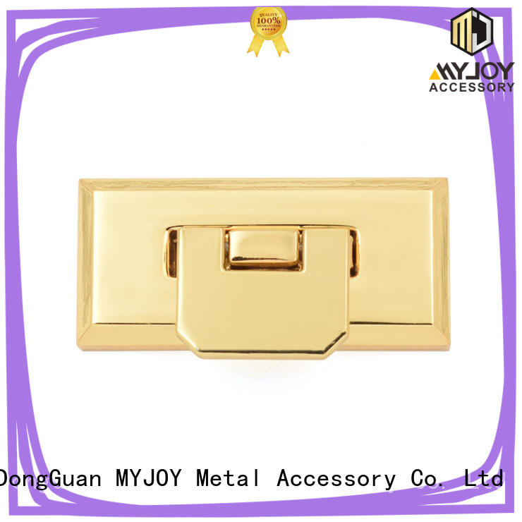 MYJOY Latest bag turn lock manufacturers for briefcase