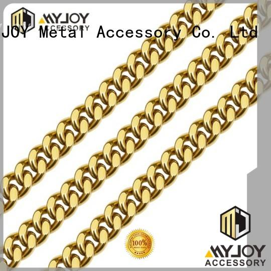 MYJOY highquality chain strap supply for bags