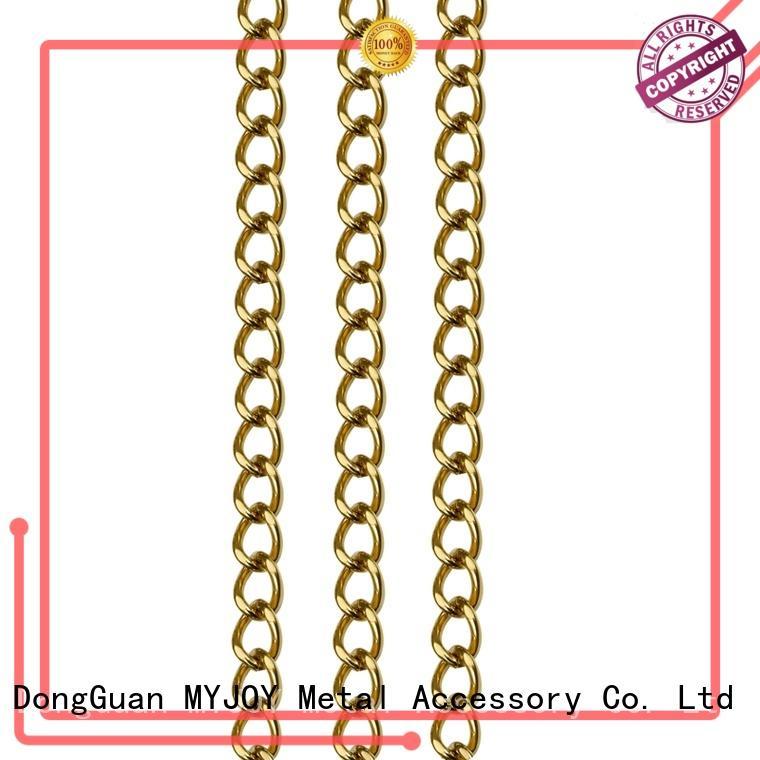 MYJOY 13mm1050mm strap chain factory for handbag