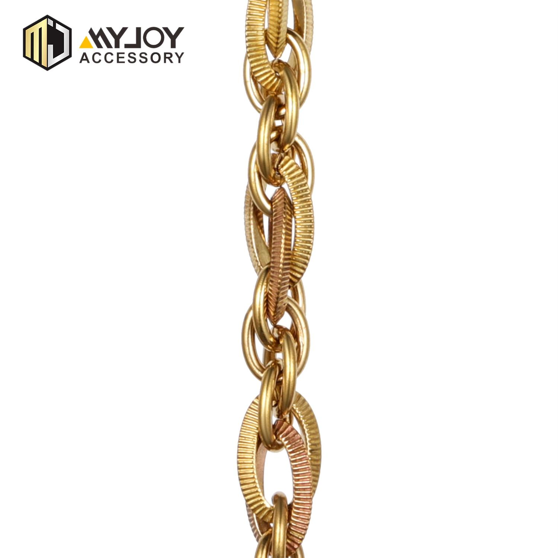 MYJOY gold handbag chain strap company for handbag-2