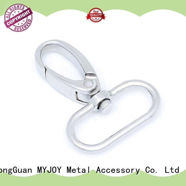 Custom swivel hooks for handbags leash company for high-end handbag