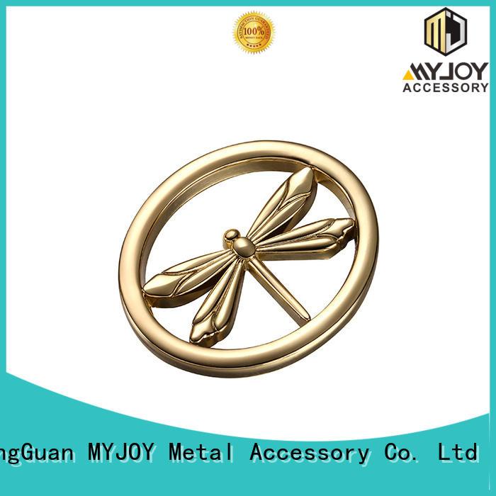 MYJOY Top handbag logo plates for business for trader