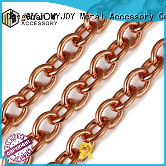 MYJOY Latest strap chain factory for bags