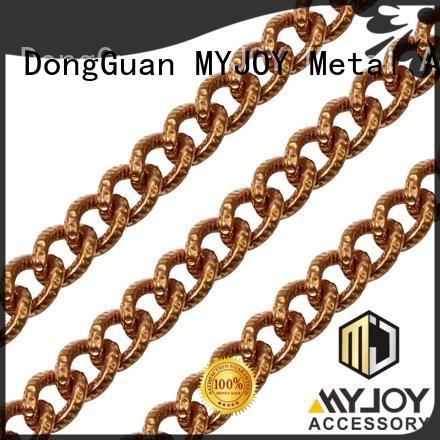 MYJOY Custom handbag chain strap chic for bags