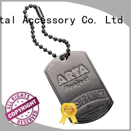 MYJOY Best handbag logo metal plate for sale for bags