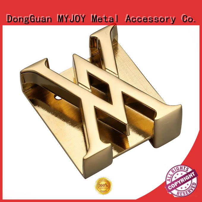 MYJOY 708mm37mm strap buckle suppliers for belts
