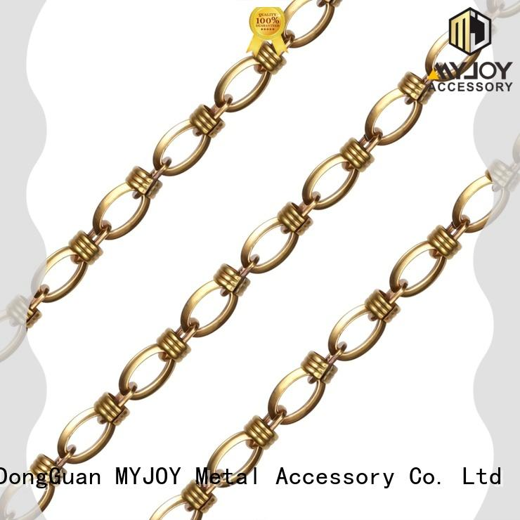MYJOY alloy strap chain stylish for purses