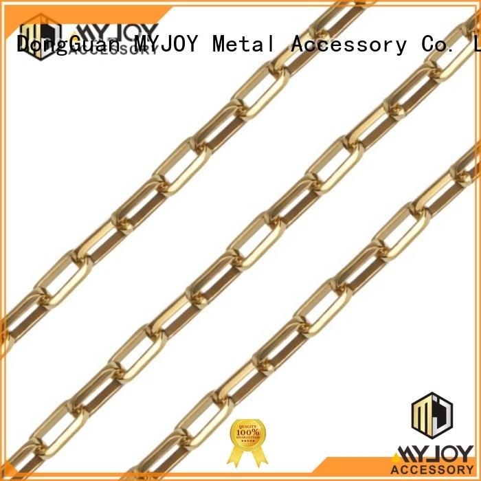 MYJOY Custom chain strap for business for purses