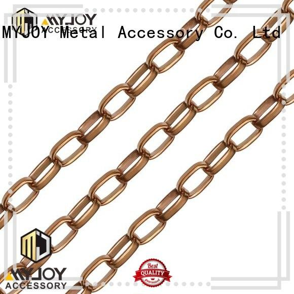 MYJOY Custom purse chain chic for bags
